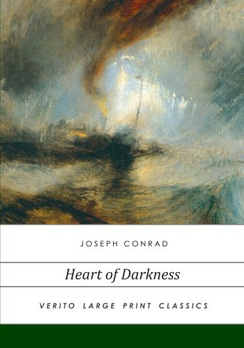 9781505346978: Heart of Darkness: large print edition