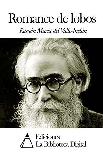 9781505349870: Romance de lobos (Spanish Edition)