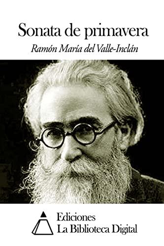9781505350234: Sonata de primavera (Spanish Edition)
