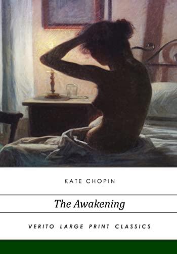 The Awakening: large print edition: Kate Chopin