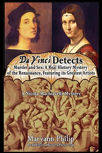 9781505357073: Da Vinci Detects