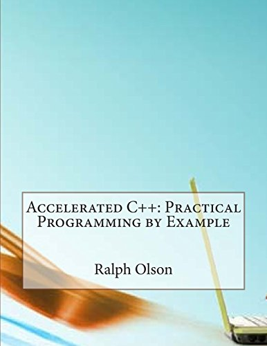 9781505357950: Accelerated C++: Practical Programming by Example