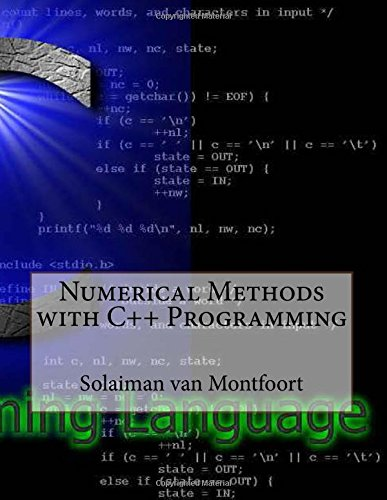 9781505358025: Numerical Methods with C++ Programming