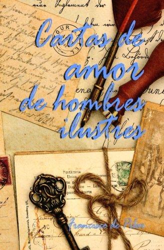9781505360561: Cartas de amor de hombres ilustres (Spanish Edition)