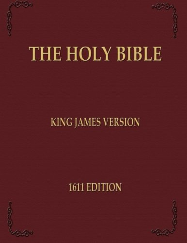 9781505368697: The Holy Bible: King James Version - 1611 Edition