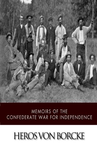 9781505383683: Memoirs of the Confederate War for Independence