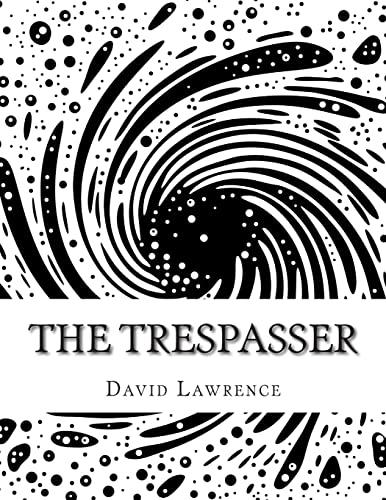 The Trespasser (Paperback): David Herbert Lawrence