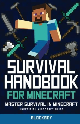 9781505421309: Survival Handbook for Minecraft: Master Survival in Minecraft: Unofficial Minecraft Guide