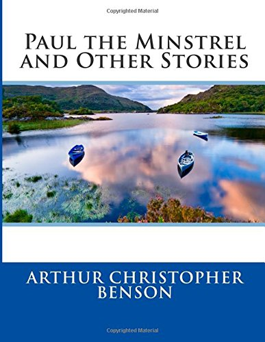 9781505450149: Paul the Minstrel and Other Stories