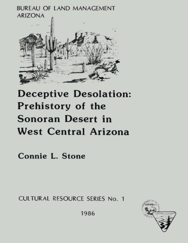 Deceptive Desolation: Prehistory of the Sonoran Desert in West Central Arizona: Stone, Connie L
