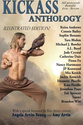 Kickass Anthology: Kate Pavelle; Jade