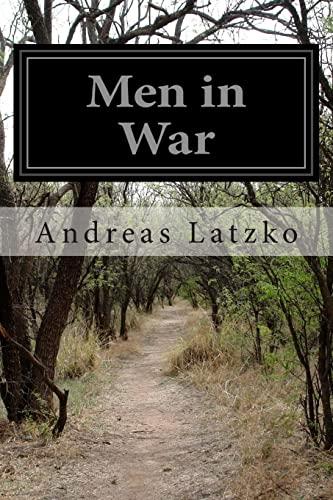 9781505478310: Men in War