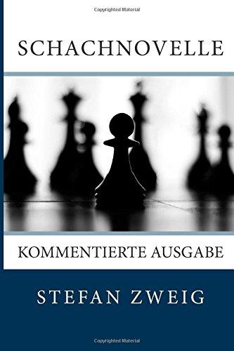 9781505486919: Schachnovelle: Kommentierte Ausgabe