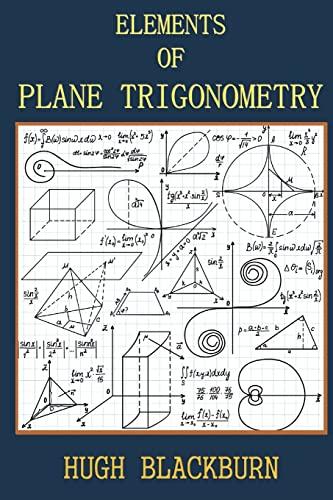 9781505487282: Elements of Plane Trigonometry