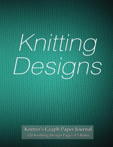 9781505488470 Knitter S Graph Paper Journal 120 Knitting Design