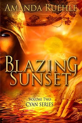 9781505506785: Blazing Sunset: Cyan Series Volume 2