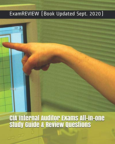 9781505510225: CIA Internal Auditor Exams All-in-one Study Guide & Review Questions 2015 (No Frills Exam Prep Books)