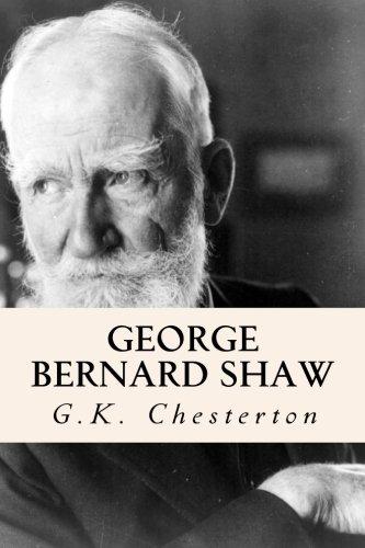 9781505512670: George Bernard Shaw