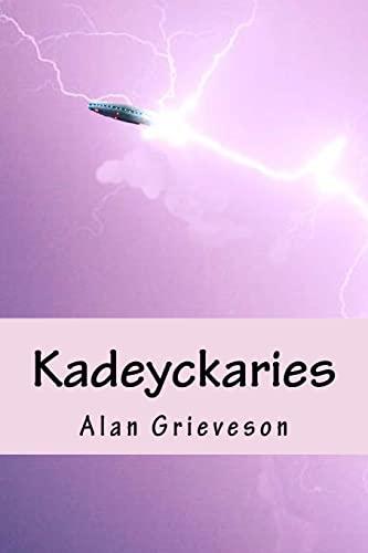 Kadeyckaries: Children of the Goddess: Grieveson, Alan