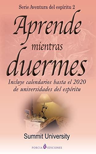 9781505514964: Aprende mientras duermes (Spanish Edition)