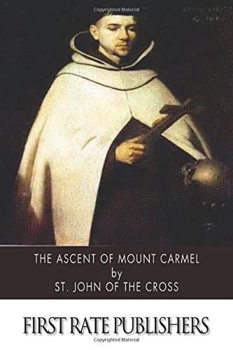 9781505521771: The Ascent of Mount Carmel