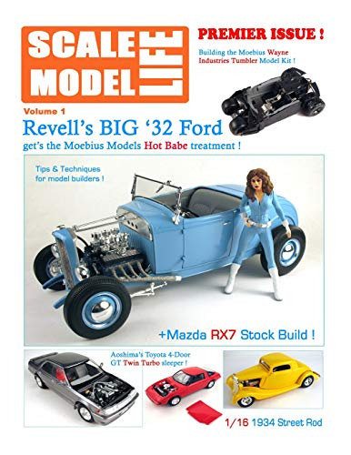 Scale Model Life: Building Scale Model Kits Magazine: 1 (Volume 1)