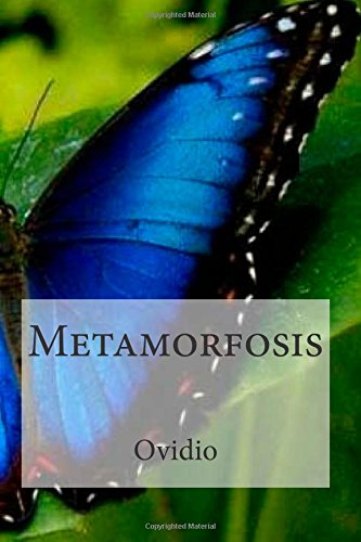 9781505541588: Metamorfosis (Spanish Edition)