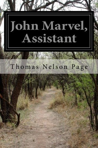9781505572292: John Marvel, Assistant