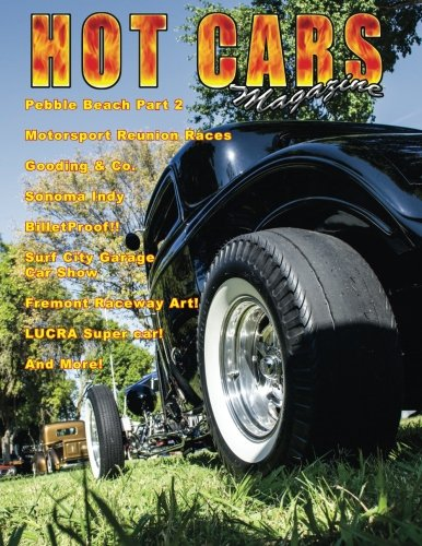 HOT CARS No. 17: The Nation's hottest car magazine! (Volume 2): Sorenson, Mr. Roy R