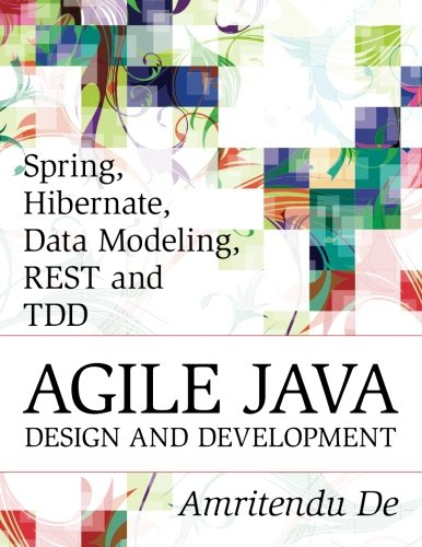 Spring, Hibernate, Data Modeling, Rest and Tdd: De, Amritendu