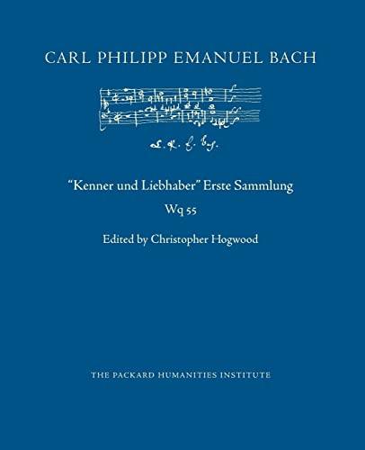 Kenner Und Liebhaber Erste Sammlung (Paperback): Carl Philipp Emanuel