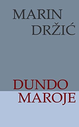 9781505629781: Dundo Maroje (Hrvatski klasici)