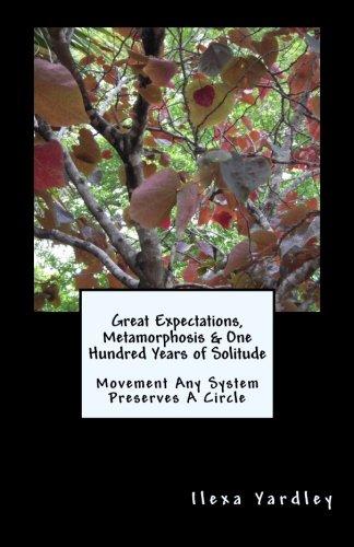 Great Expectations, Metamorphosis and One Hundred Years: Yardley, Ilexa