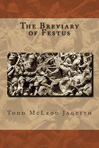 9781505642100: The Breviary of Festus