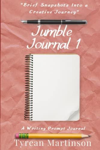 Jumble Journal 1: Martinson, Tyrean