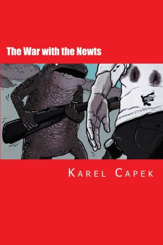9781505653021: The War with the Newts