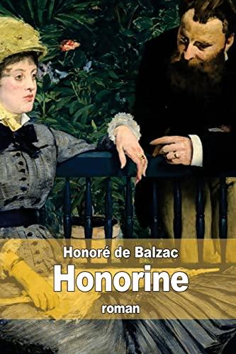 9781505663600: Honorine