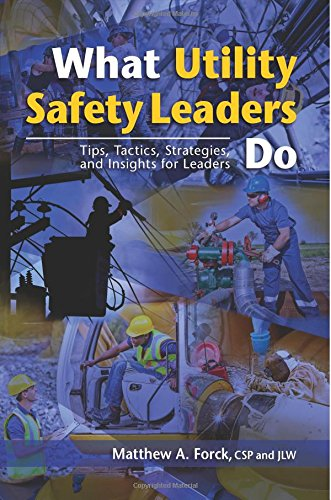 9781505670486: What Utility Safety Leaders Do: Tips, Tactics, Strategies and Insights for Leaders