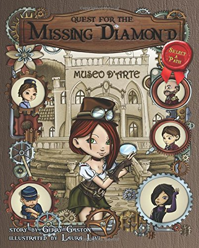 9781505674118: Quest for the Missing Diamond