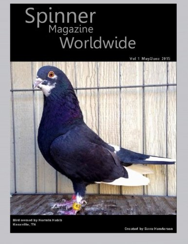 9781505678321: Spinner Magazine Worldwide (June/July 2015) (Volume 1)