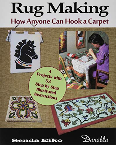 9781505681000: Rug Making: How Anyone Can Hook a Carpet
