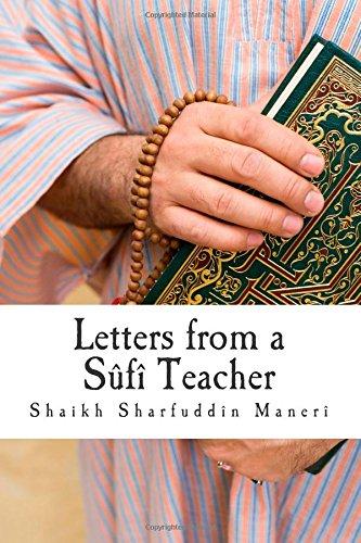 9781505705492: Letters from a Sûfî Teacher