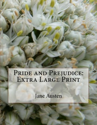 9781505709056: Pride and Prejudice: Extra Large Print