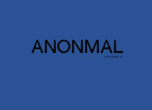 9781505720716: Anonmal: Volume III (Volume 3)