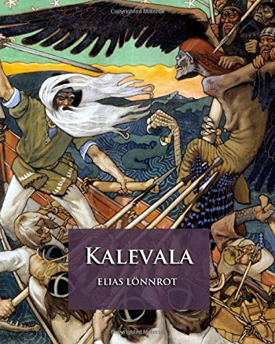 9781505723847: Kalevala (Finnish Edition)