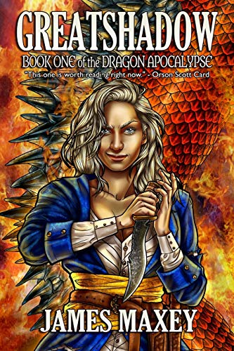9781505754964: Greatshadow: Book One of the Dragon Apocalypse (Volume 1)