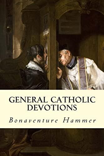 9781505819946: General Catholic Devotions