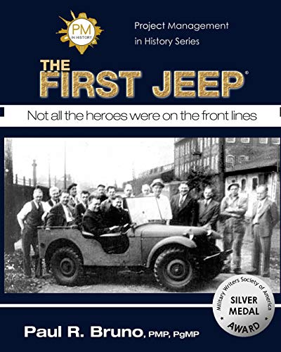9781505836714: The First Jeep (Project Management in History)