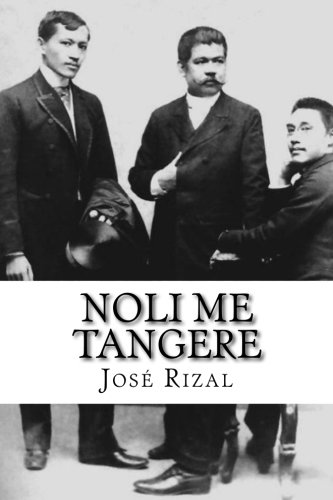 9781505853674: Noli Me Tangere