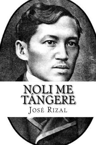 9781505853896: Noli me tángere (Spanish Edition)